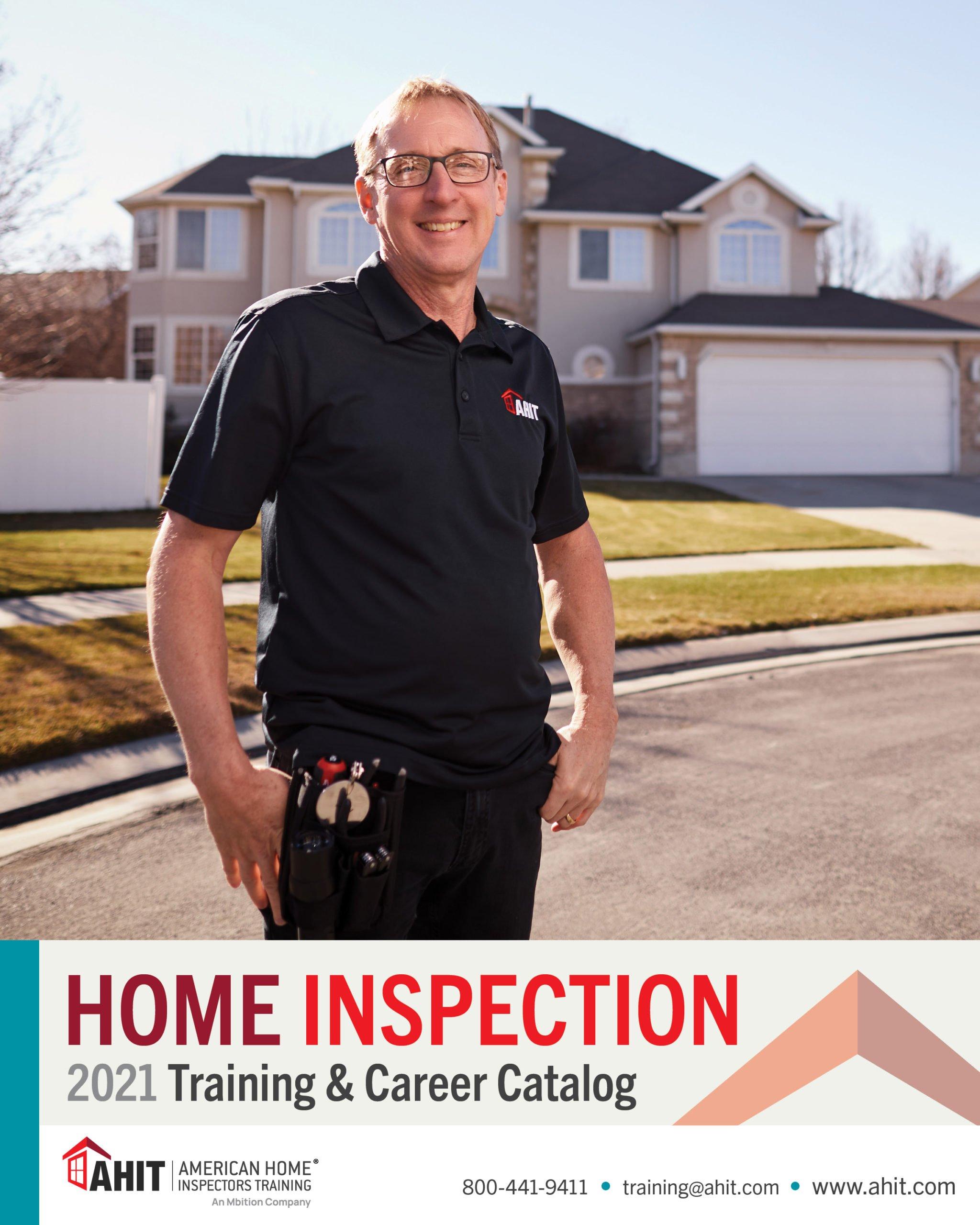 Become a Home Inspector Course Catalog